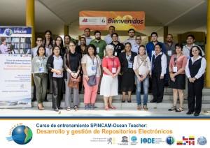 SPINCAM Ecuador foto grupal