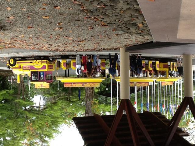 City tour of Noumea on Le Petite Train