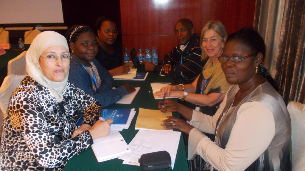 AFRIAMSLIC meeting picture-China-2014